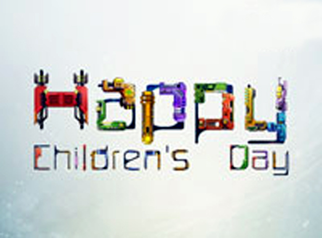 Happy Children's Day Scrap for Orkut