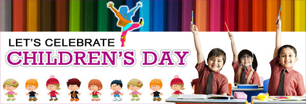 Lets Celebrate Children's Day