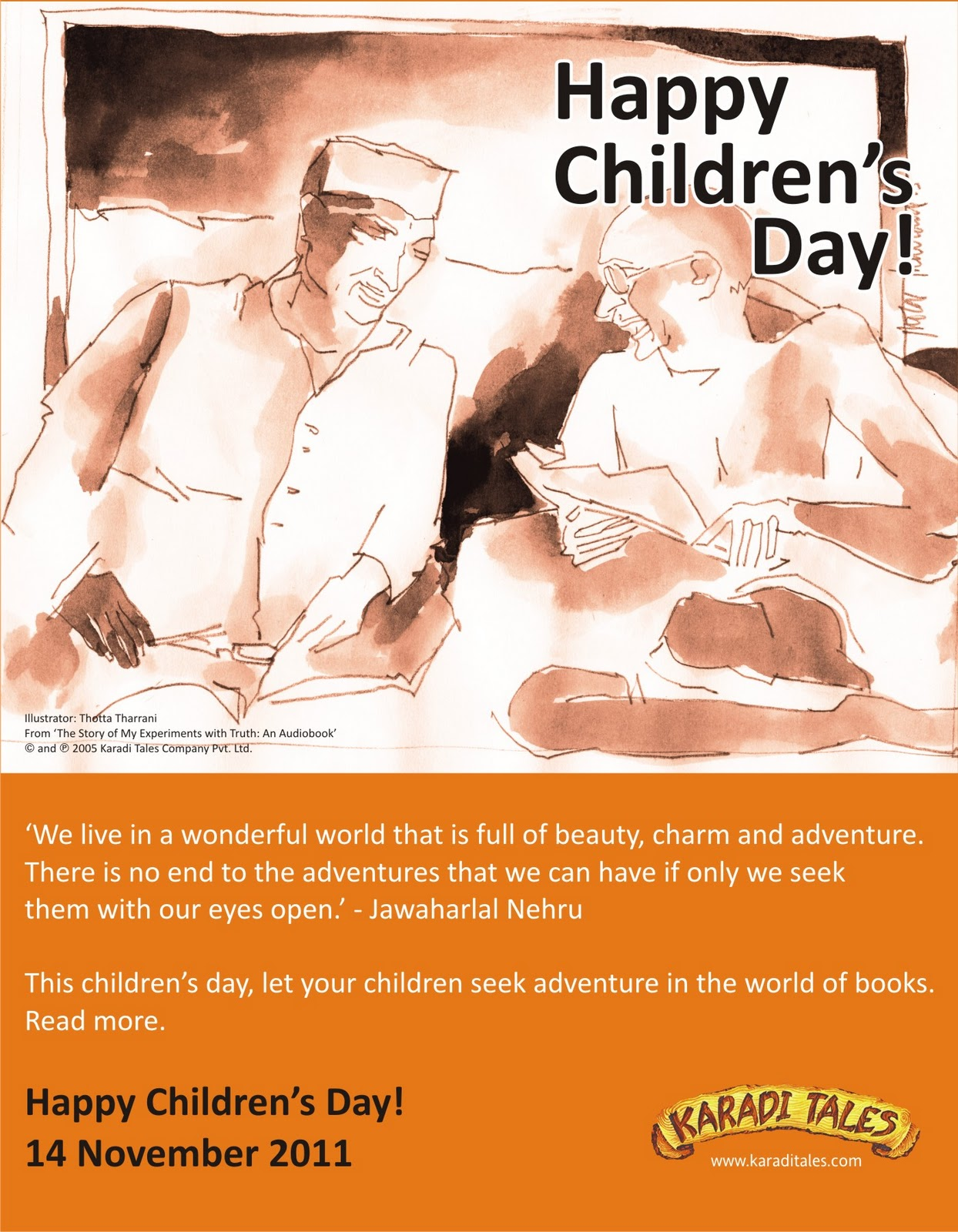 Happy Children's Day ! Graphic for Fb Share