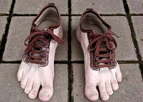 Cool footwear