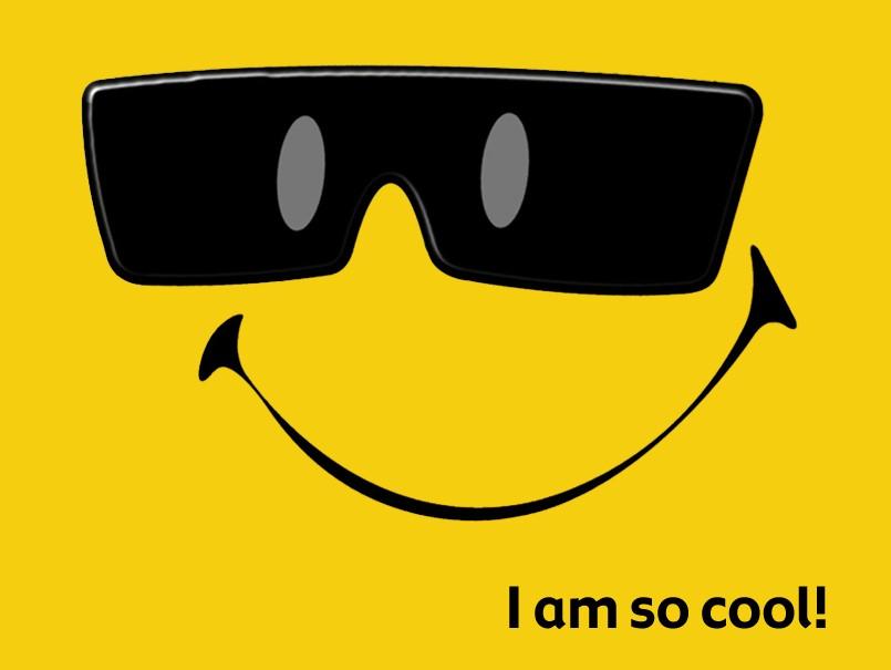 I am so Cool !
