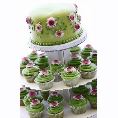 CupCake Wedding Cake Image for Orkut