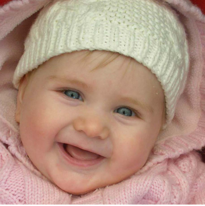 Cute Baby Smiling IMage for Fb Share
