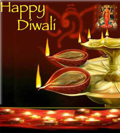 Happy Diwali Greetings for Facebook Sharing