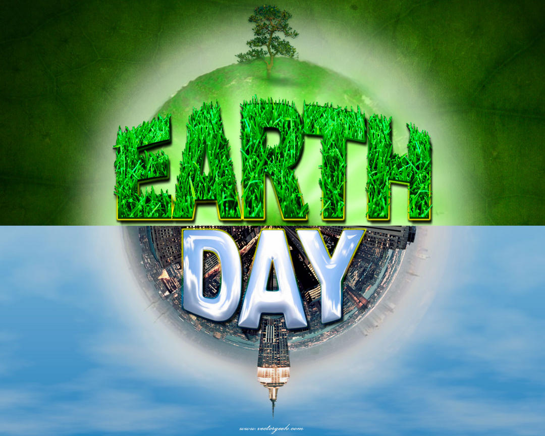 Earth Day Graphic for Fb Share