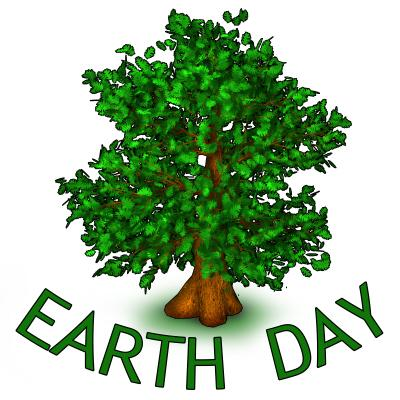 Earth Day Tree Picture