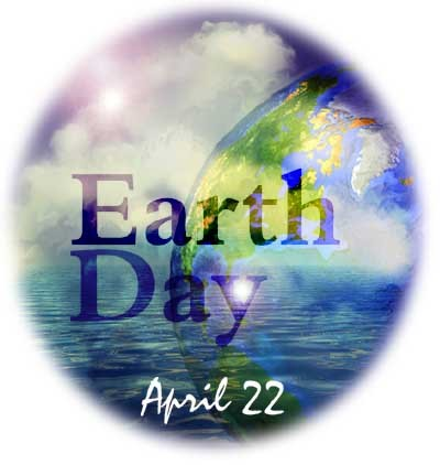 Earth Day April 22 ,2013