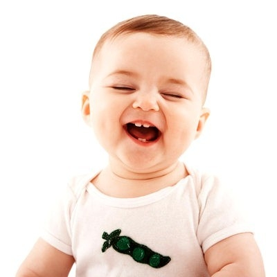 Funny Baby Laughing Picture for Orkut