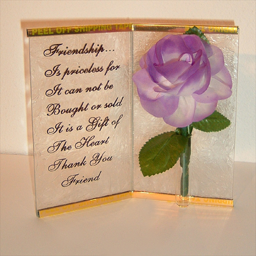 Friendship Card for Facebook Sharing