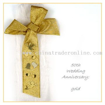 50th Weding Anniversary Greeting Card