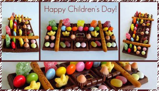 Happy Childrens Day ! Graphic for Friendster