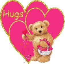 Hugs and Bear