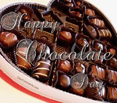 Happy Chocolate Day Chocolate Picture
