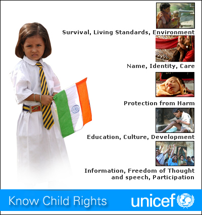 Know Child Rights Happy Children's Day