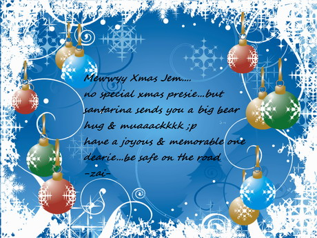 Xmas Greetings for Fb Share