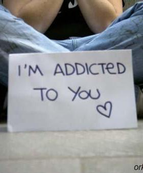 I am Addicted to you Scrap for Orkut