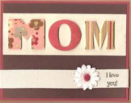 Mom I Love You Mothers Day Greetings