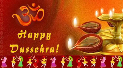 Happy Dussehra Awesome Picture