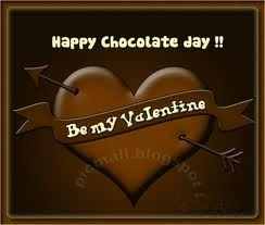 Happy Chocolate Day !! Be My Valentine