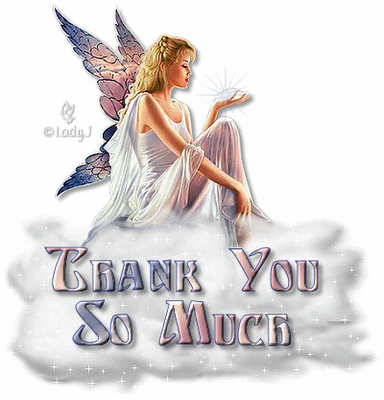 Thank you So Much Angel Greetings