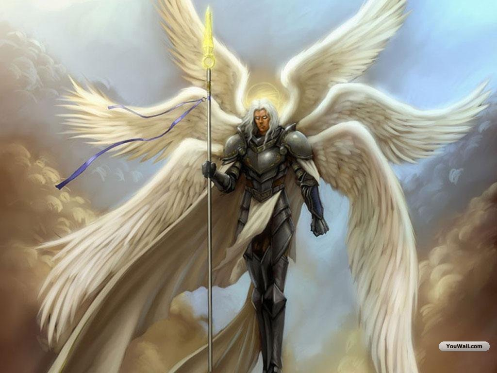 The Angel Awesome Picture
