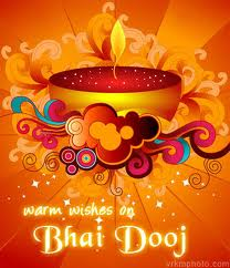 Warm Wishes on Bhai Dooj Greetings