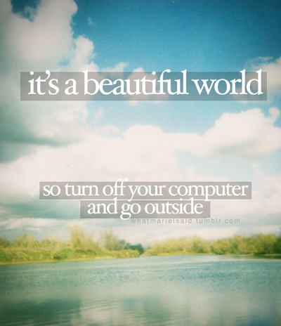 It's a Beautiful World