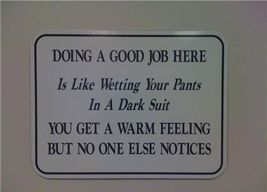 A Warm Feeling Funny Quote Picture