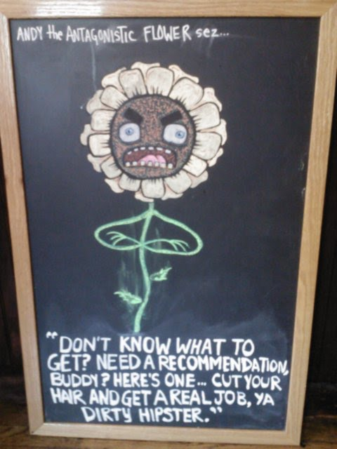 At my local coffee shop… Funny Quote Picture
