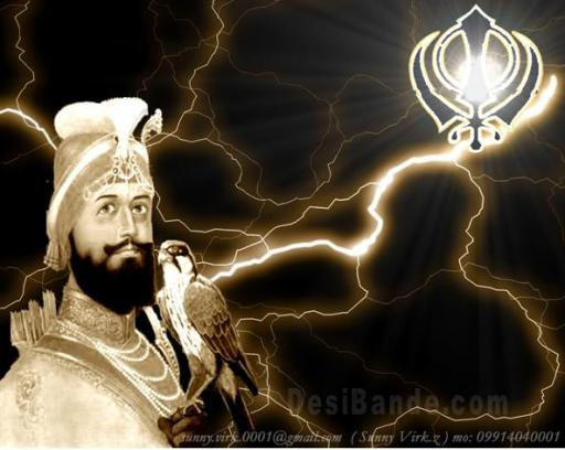 Guru Gobind singh ji Awesome Picture