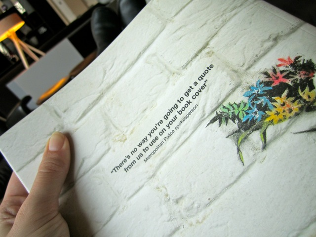 Banksy's book Funny Things Picture