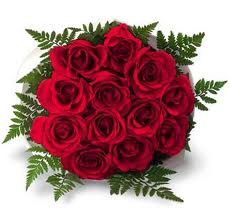 Beautiful Red Roses Bouquet for Fb Share