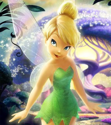 Beautiful Tinkerbell Picture for Friendster