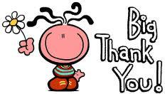 Big Thank you !