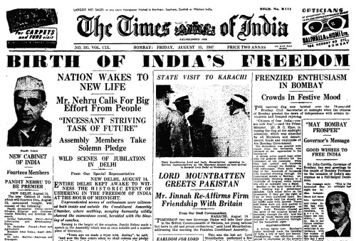 Birth of India's Freedom Happy Republic Day