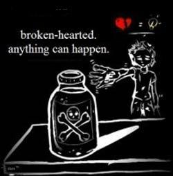 Broken Hearted Anything Can happen