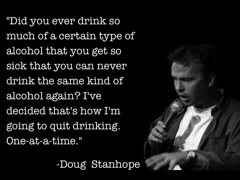Did you ever drink so much.. Funny Quote Image