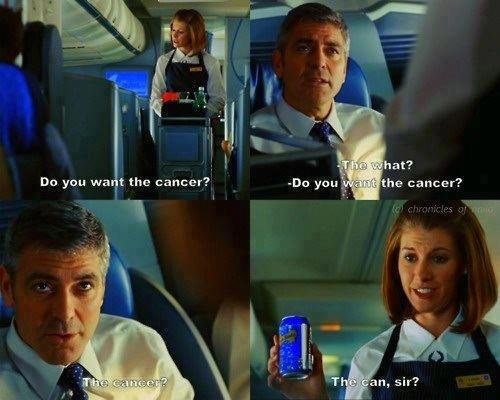 Do you want the cancer Funny Chat Picture