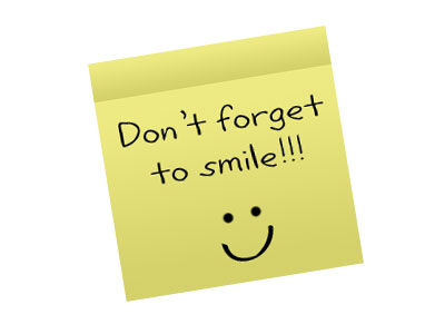 Don't Forget to Smile !!!