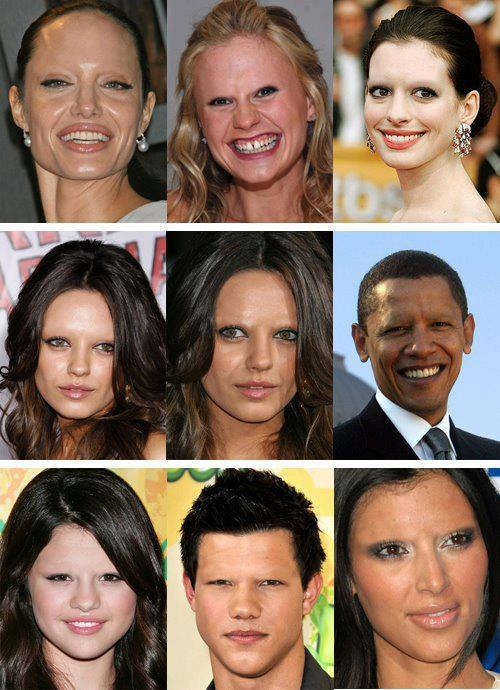Eyebrows are more important than you think. Funny People Image