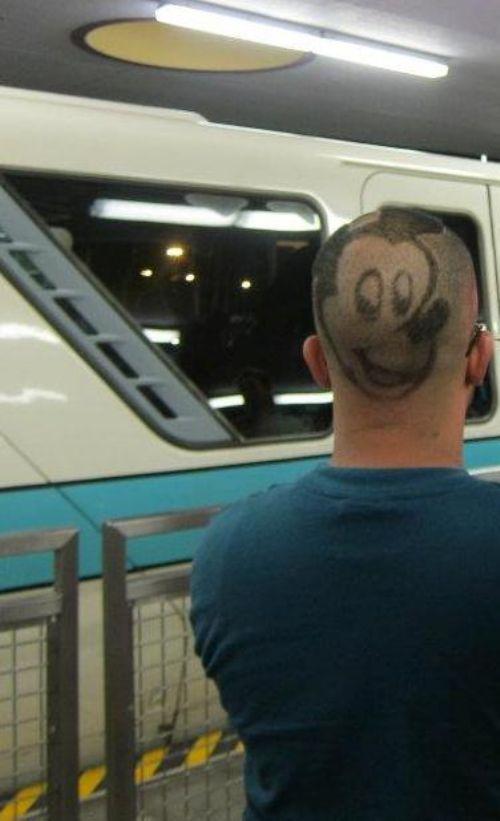 Fai  Haircut Funny Things Image