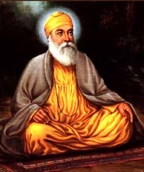 First Guru of Sikhism Guru Nanak Dev Ji