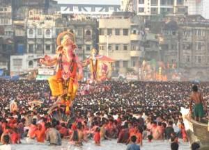 Ganesh Chaturthi or Ganesh Festival In Mumbai