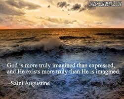 God is More Truly Imagined Than Expressed