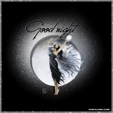 Good Night Angel Graphic for orkut