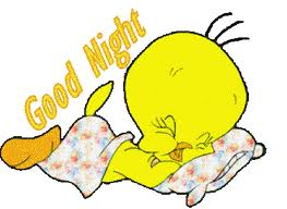 Good Night Tweety