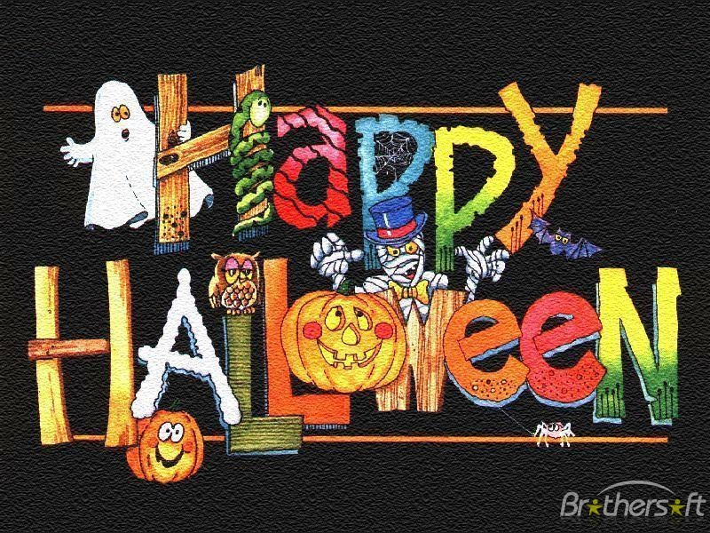 Happy Halloween Graphic for Fb Share