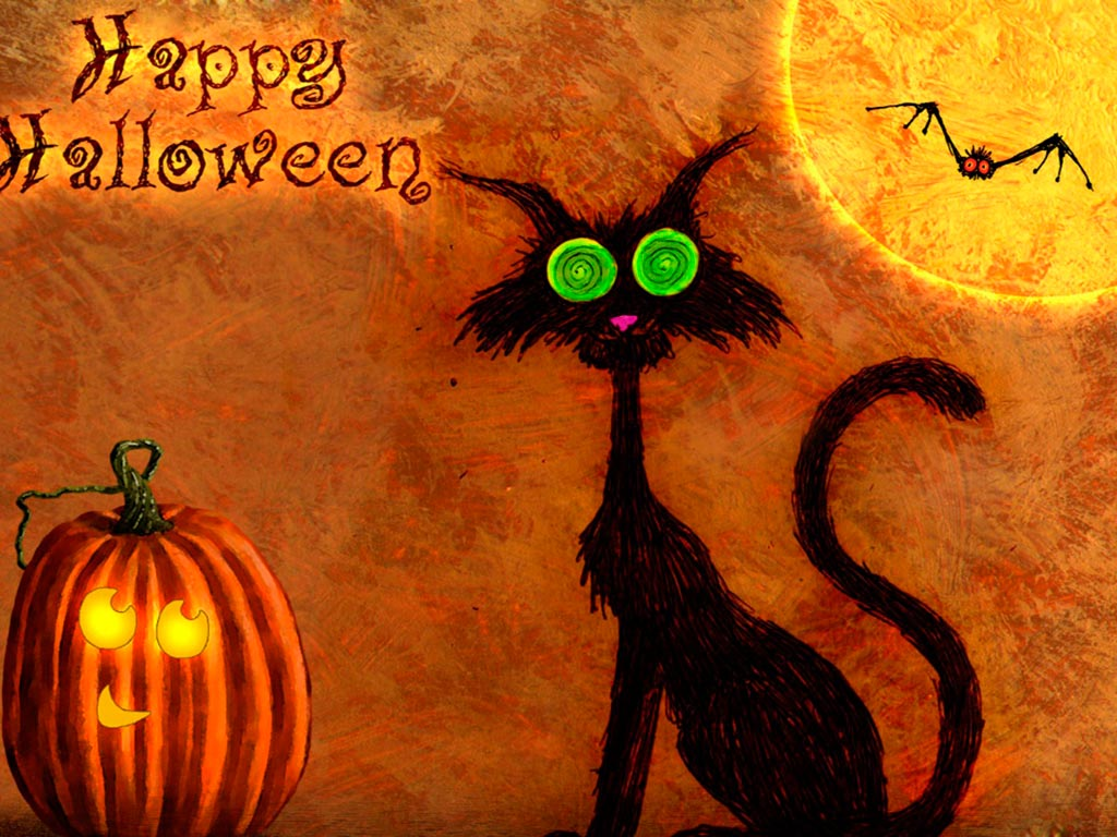 Happy Halloween Graphic for Orkut