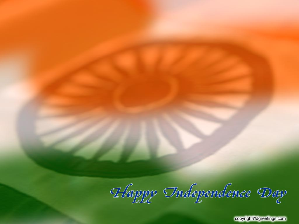 Happy Independence Day Indian Flag Picture