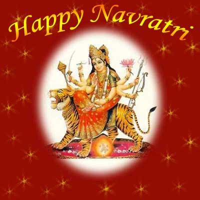 Happy Navratri Jai mata Di